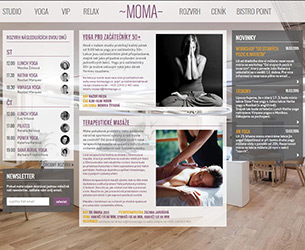 web moma yoga