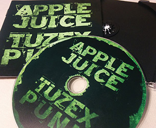 cd apple juice
